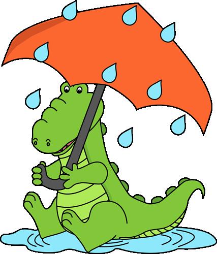 Alligator Sitting In The Rain-Alligator Sitting in the Rain-1