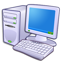 Clipart Of A Computer