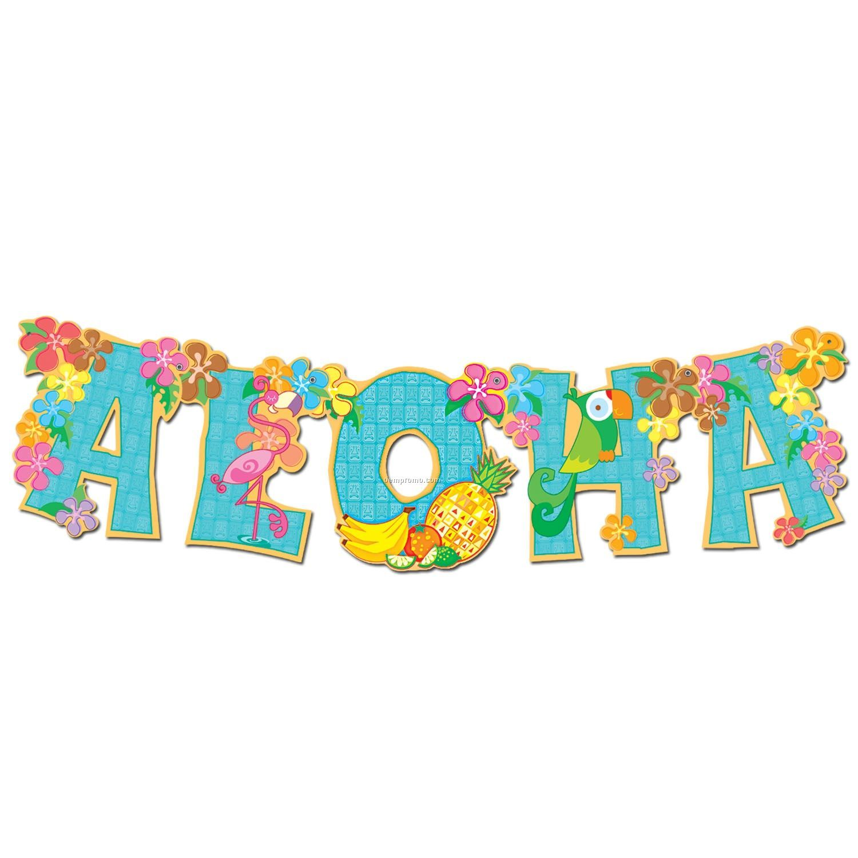 Aloha Clip Art