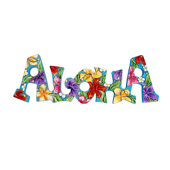 Aloha From Hawaii Clip Art