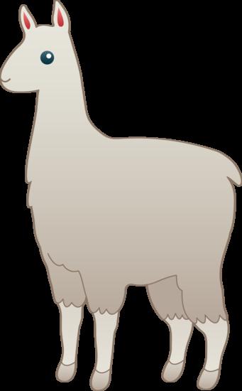 Alpaca Clipart-alpaca clipart-8