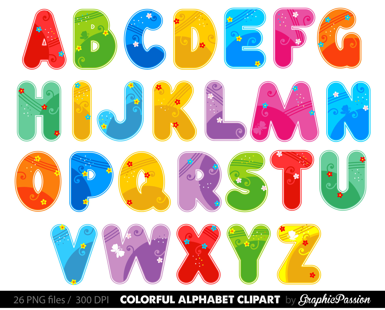 Clipart Letters