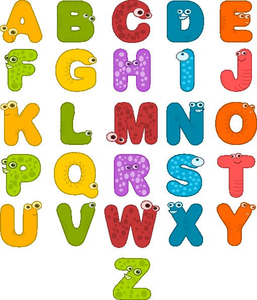 Alphabet Letters Clip Art At Clker Com V-Alphabet Letters Clip Art At Clker Com Vector Clip Art Online-8