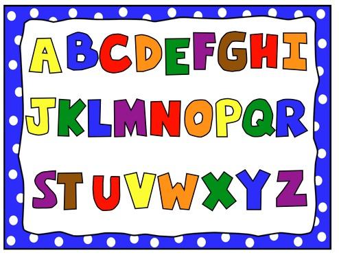 Alphabet Letters Clip Art Free Stock Pho-Alphabet Letters Clip Art Free Stock Photo Public Domain Pictures. Beginner S English Arjan Graham-9