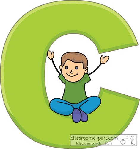 Alphabets Children Alphabet Letter C Ga2-Alphabets Children Alphabet Letter C Ga2 Classroom Clipart-7