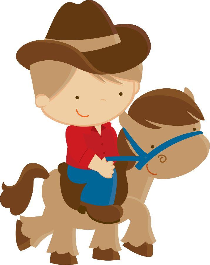 Clip Art Cowboy