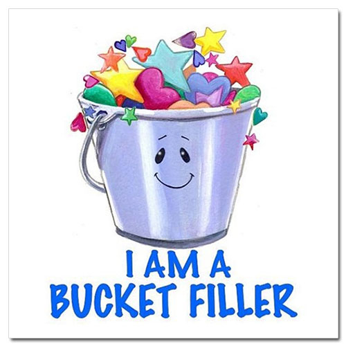 Am A Bucket Filler Coloring Page Images Pictures Becuo