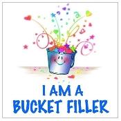 Am A Bucket Filler Sticker Pack