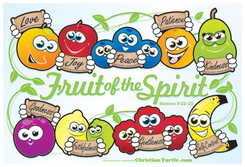 Fruit Of The Spirit Clipart