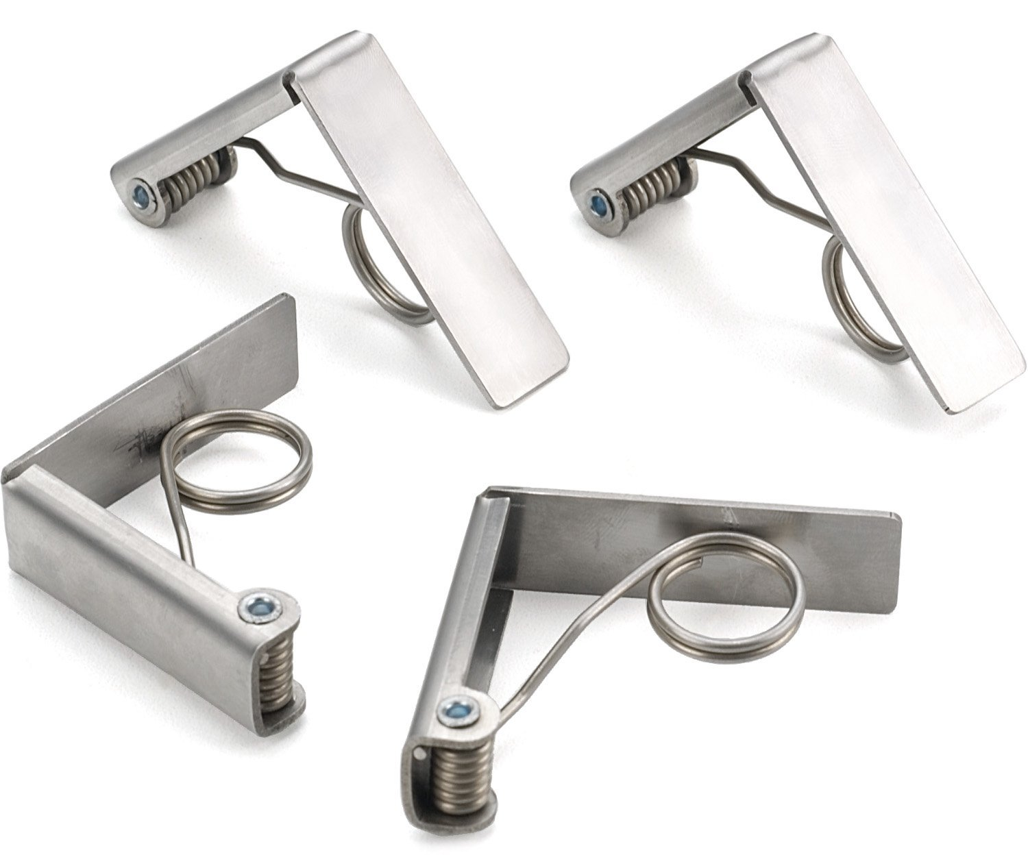Amazon clipartall.com: RSVP Endurance Stainless Steel Table Cloth Clip, Set of 4: Home u0026amp; Kitchen