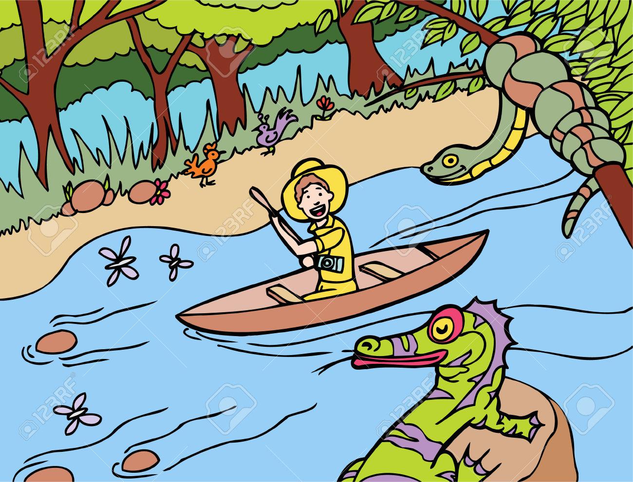 amazon river: amazon river