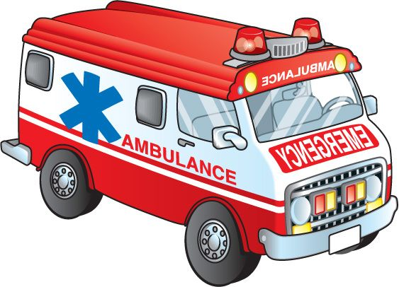 Free medical clip art ambulan
