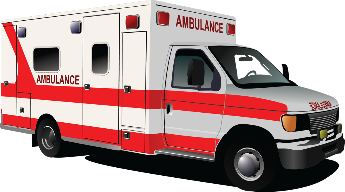 Ambulance clipart: ambulance  - Ambulance Clipart