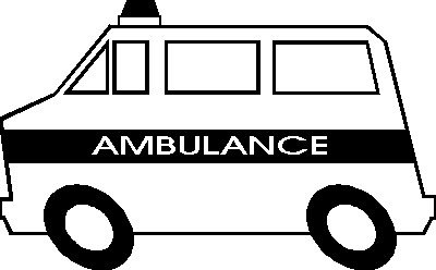 Ambulance clipart: Ambulance Clip Art