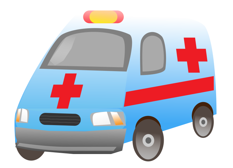 Ambulance free to use cliparts