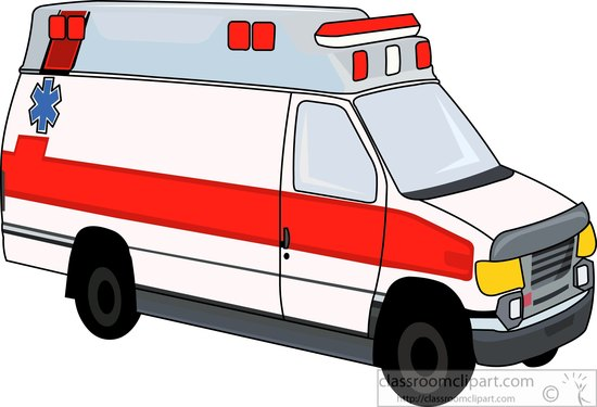 Ambulance search results for medical health center clipart