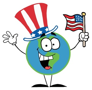 America Clip Art Free