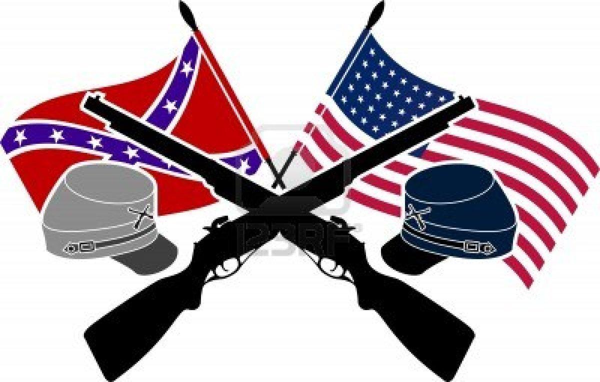 American Civil War Clipart #1