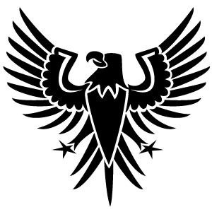 american eagle clip art | tags flying bird fly black eagle wings eagle | Stencils | Pinterest | Wings, Art and Flying birds
