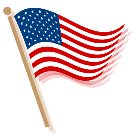 American Flag Banner Clipart Clipart Panda Free Clipart Images
