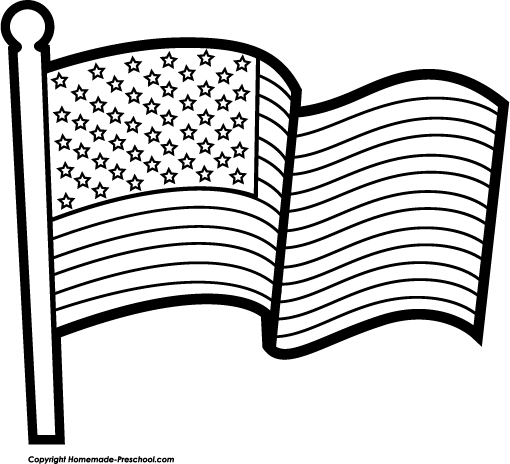 American Flag Clip Art Black And White Money Clipart For Kids Money