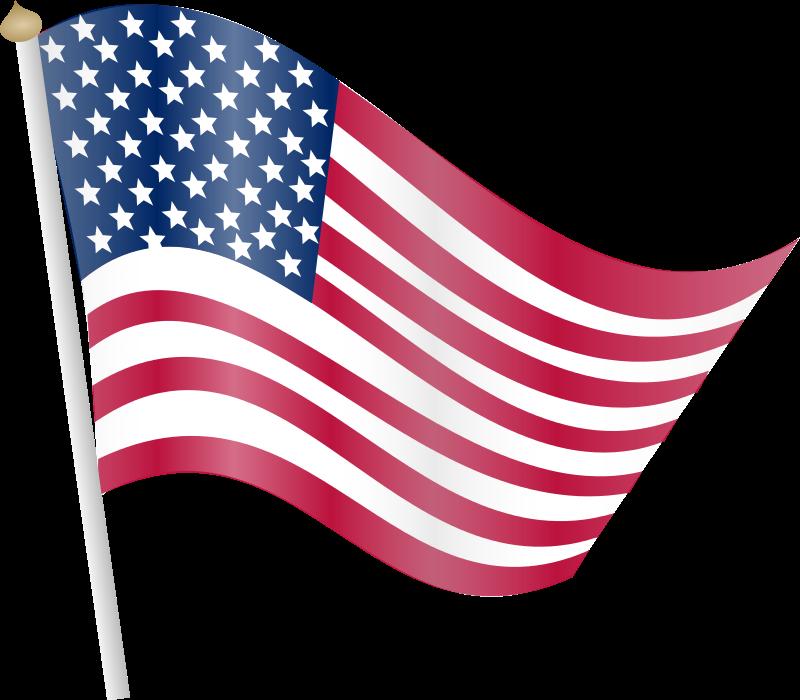 ... American Flag Clip Art Free - clipartall ...