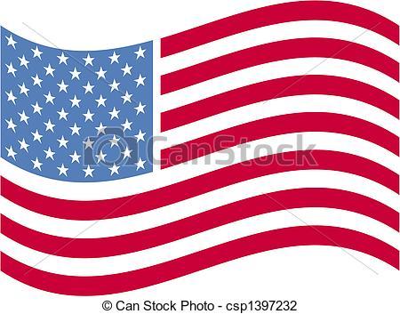 American Flag Vectorsby marigold882/67; American flag clip art