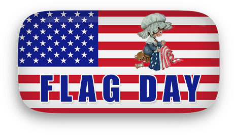 American Flag With Betsy Ross-American flag with Betsy Ross-3