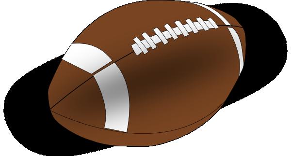 American Football Clip Art At Clker Com Vector Clip Art Online
