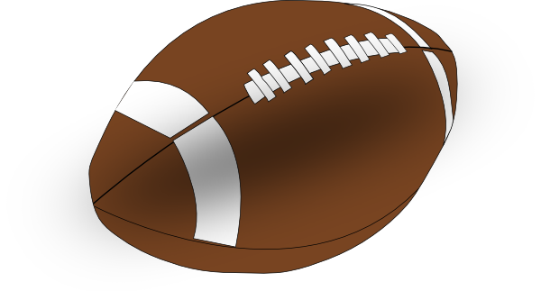 American Football Clip Art At Clker Com -American Football Clip Art At Clker Com Vector Clip Art Online-0