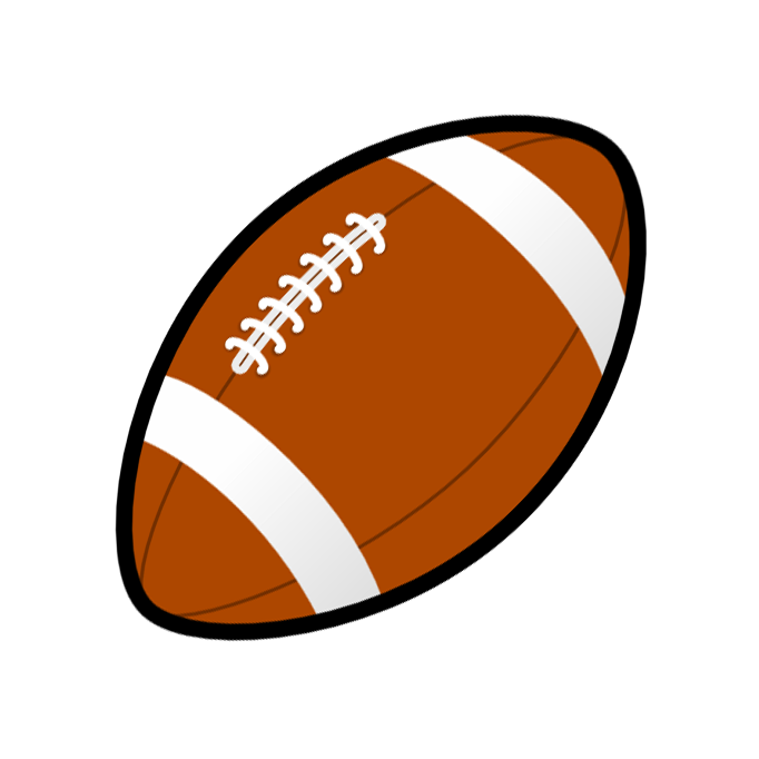 American Football Clip Art - Clipart Lib-American Football Clip Art - Clipart library-1