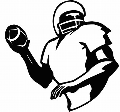 American Football Clipart Black And Whit-American Football Clipart Black And White | Clipart library - Free-3