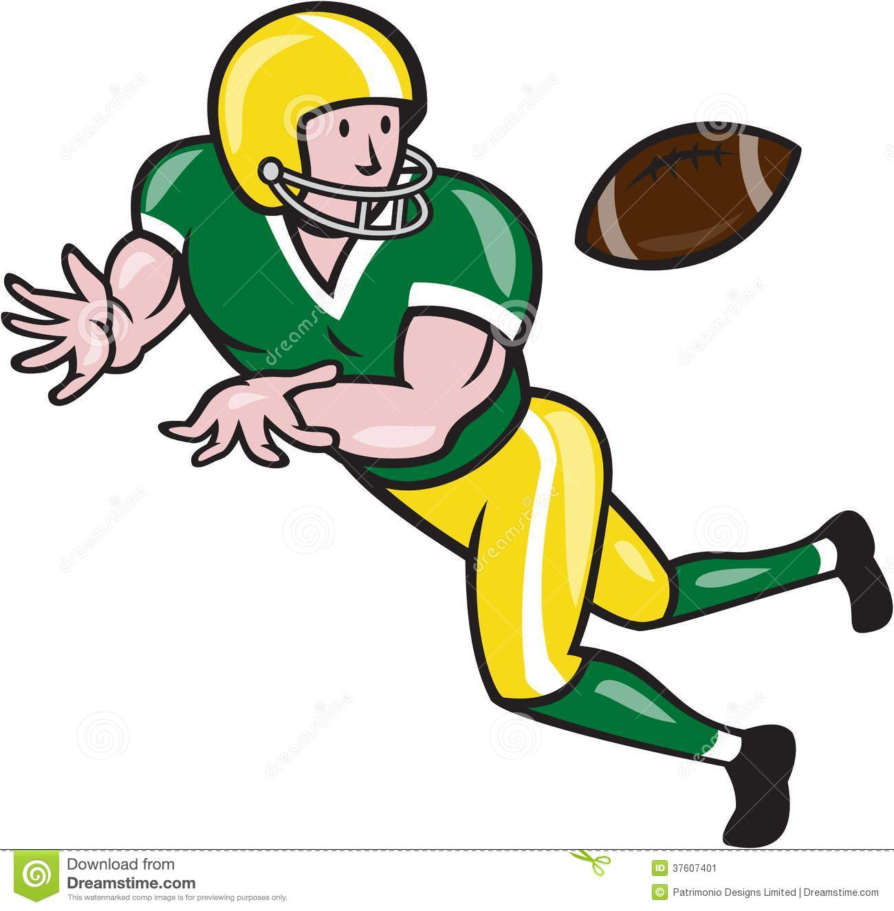 American Football Player Clipart Clipart-American Football Player Clipart Clipart Panda Free Clipart Images-7