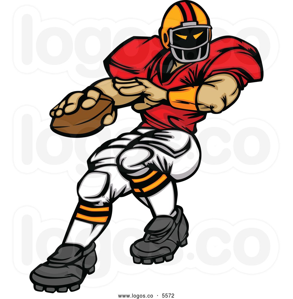 American Football Player Clipart Clipart-American Football Player Clipart Clipart Panda Free Clipart Images-1