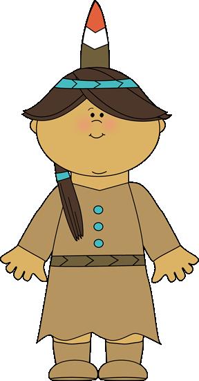 American Indian Girl Clip Art Native American Indian Girl Image