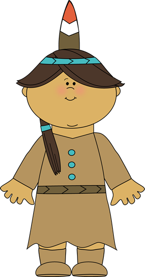 American Indian Girl Clip Art Native American Indian Girl Image