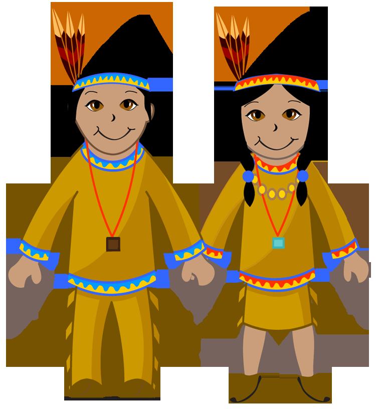 American Indians Clipart-American Indians clipart-3