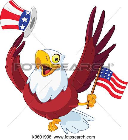 American Patriotic Eagle-American patriotic eagle-9
