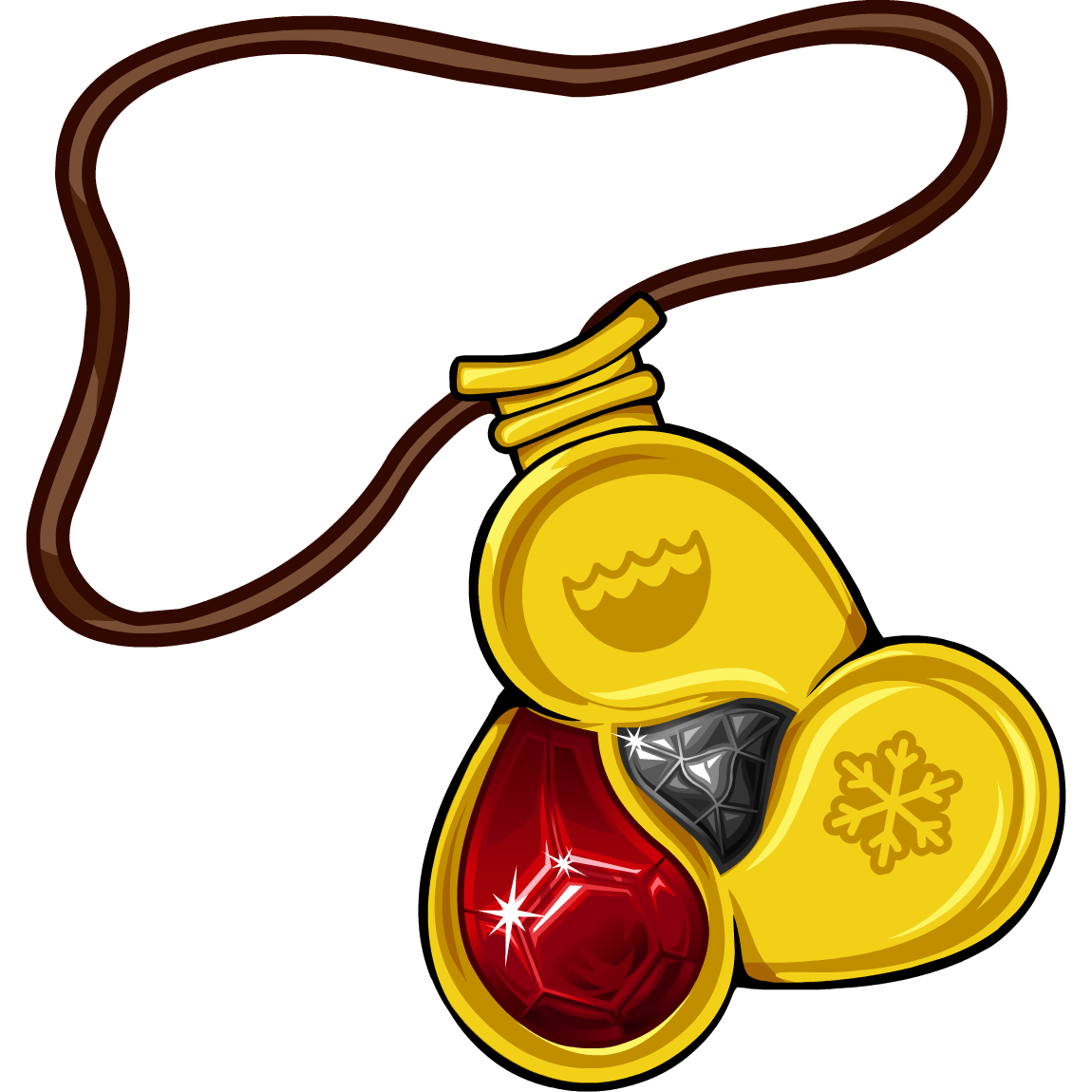 Amulet Clipart PNG Image