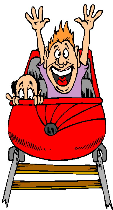 An error occurred. - Rollercoaster Clipart