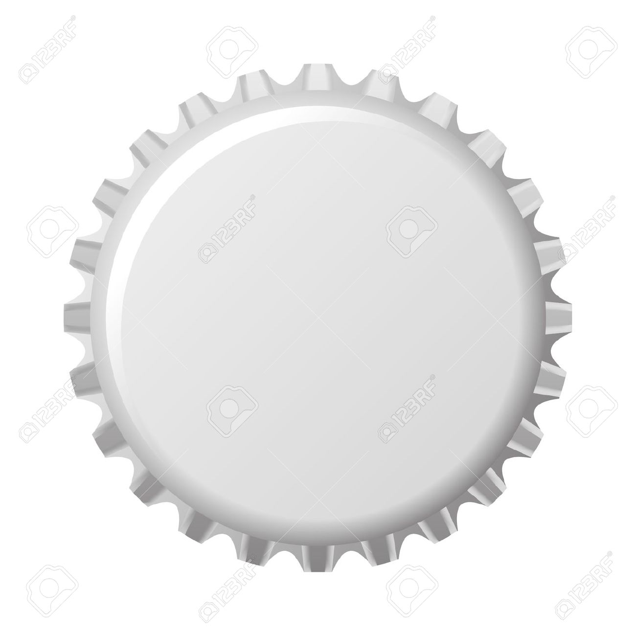 An image of a nice bottle cap .