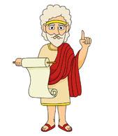 Ancient Greece Man Reading Speech. Size:-ancient greece man reading speech. Size: 77 Kb-2