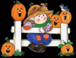 October Images Clip Art