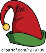 And Red Christmas Elf Hat .-And Red Christmas Elf Hat .-17