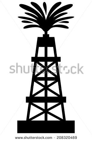 Oil Well Clip Art