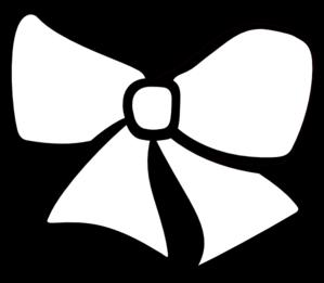 Ribbon Clipart Black And White