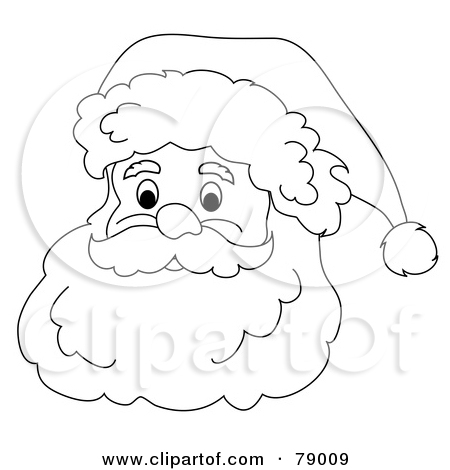 And White Father Christmas