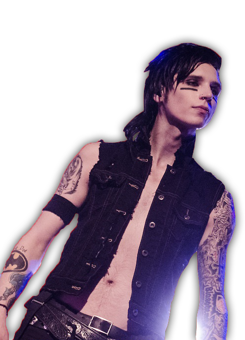 Andy Sixx Png Image PNG Image