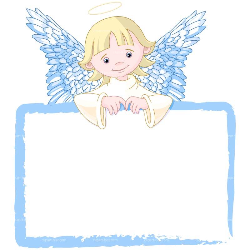 Free clip art angels - .