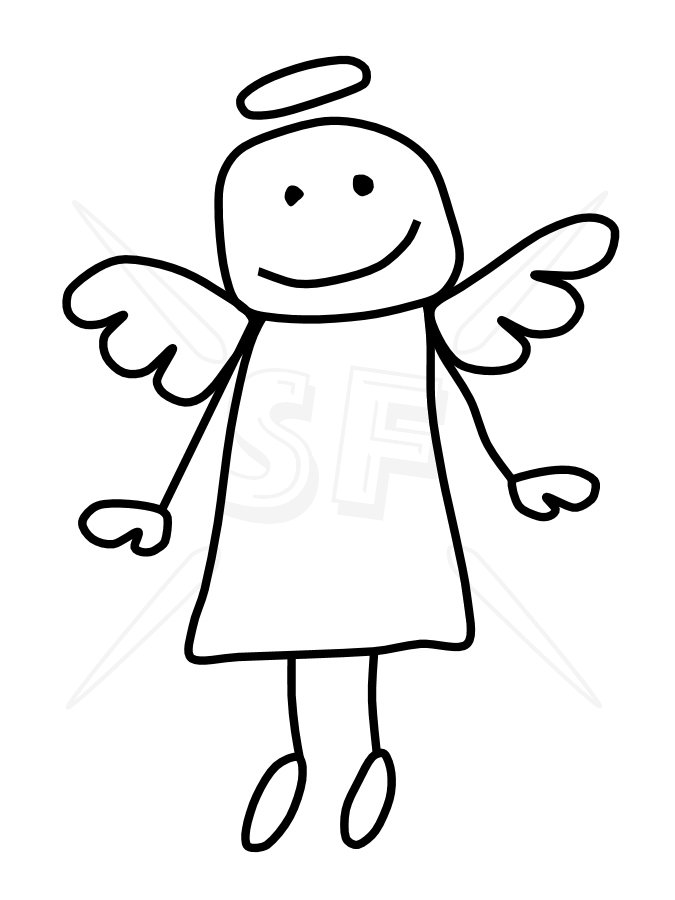 Angel Clipart-angel clipart-6